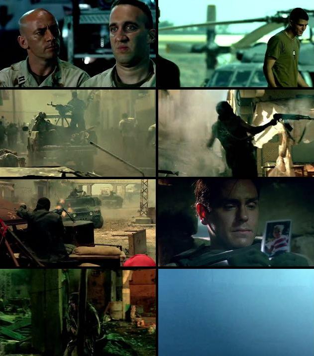 Black Hawk Down 2001 Dual Audio Hindi 480p BluRay 400mb