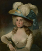 John Hoppner, a lady, 1786c, National Gallery of Victoria, Australia