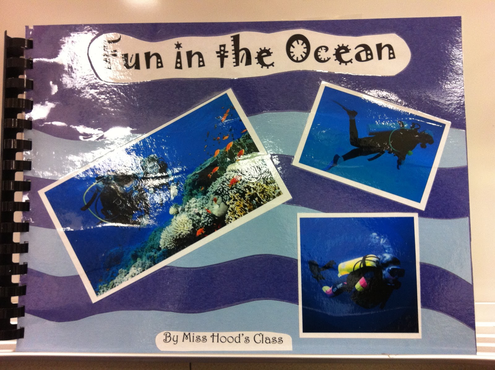 Little Miss Hood S Adventures In Kindergarten An Ocean