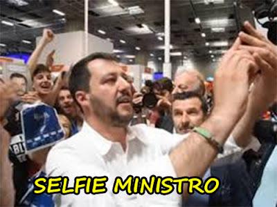 """''Abbiamo denunciato il ministro dell'Interno Matteo Salvini per istigazione all'odio razziale (art. 604 bis, I comma, già legge Mancino)"""" con l'aggravante di averlo fatto ''violando i doveri inerenti alla pubblica funzione di Ministro della Repubblica''."""