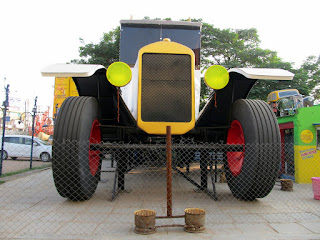 Sudha Car Museum - Review - One of its kind in automobile - 5 out of 5 - Yogesh Goel