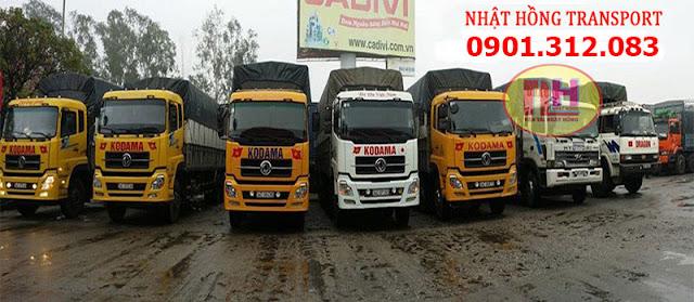 Vận chuyển hàng hóa từ Tphcm đi Nha Trang