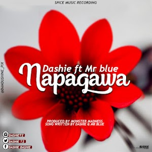 Download Audio | Dashie ft Mr Blue - Napagawa
