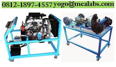 Alat Peraga Teknik Otomotif