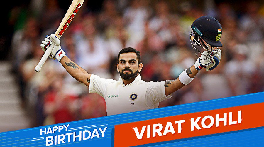 suraj s singh happy birthday virat kohli wishes quotes