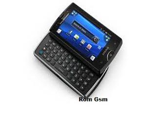 Download Firmware Sony Ericsson Xperia Mini Pro SK17i