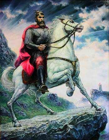 Kushtrimi i Skanderbeut, Ernest Koliqi