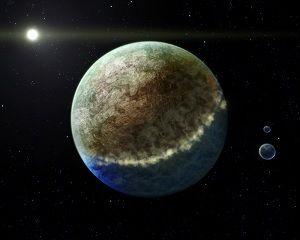 A Ziost bolygó
