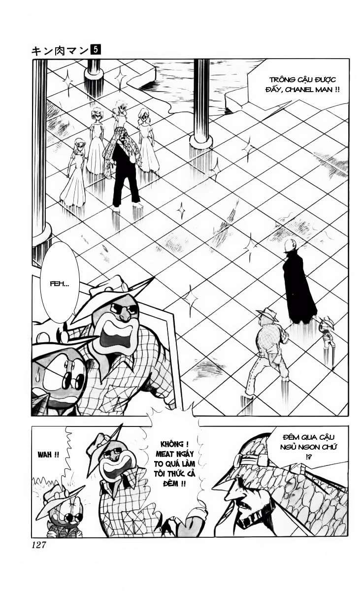 Kinniku Man Chap 63 - Next Chap 64