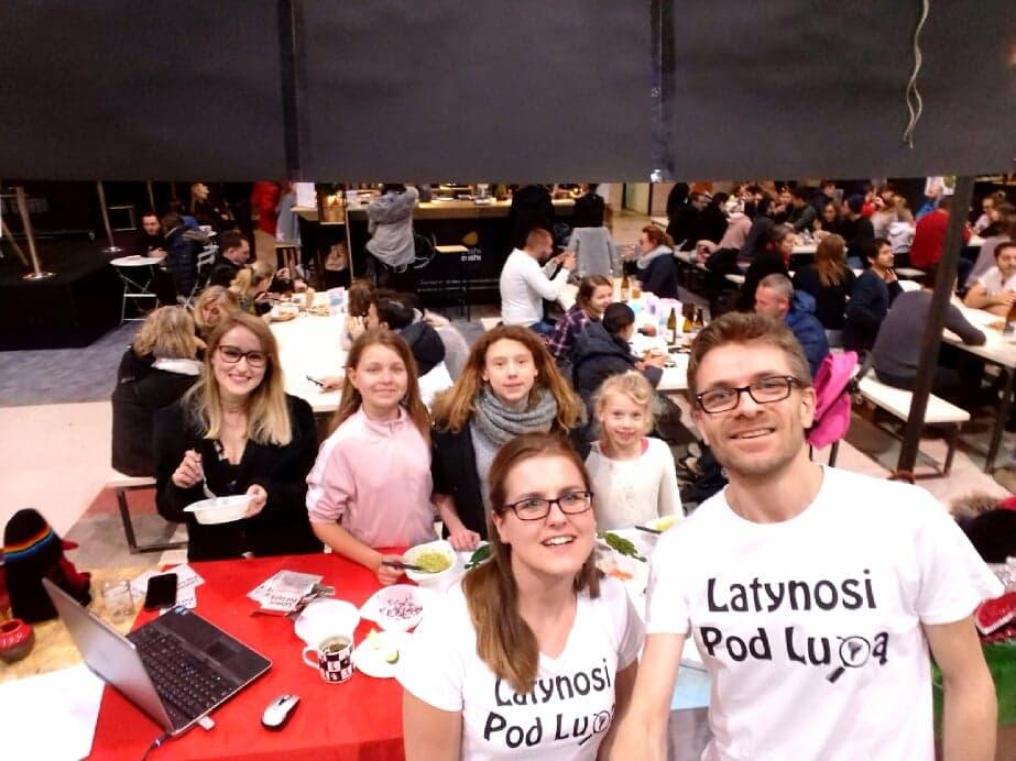 Warsztaty guacamole z Latynosami pod Lupą w Warszawie