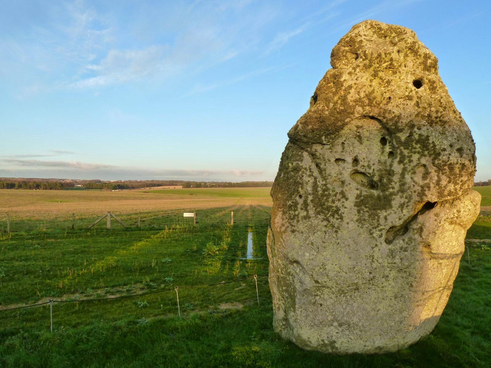 The Stones of Stonehenge: The Heel Stone (Stone 96)