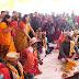 सामूहिक विवाह कार्यक्रम में मेनका गांधी ने नव दम्पत्तियों को दिया आशीर्वाद