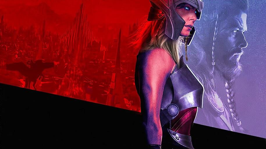 Jane Foster, Thor, Marvel, Superhero, 4K, #6.2153
