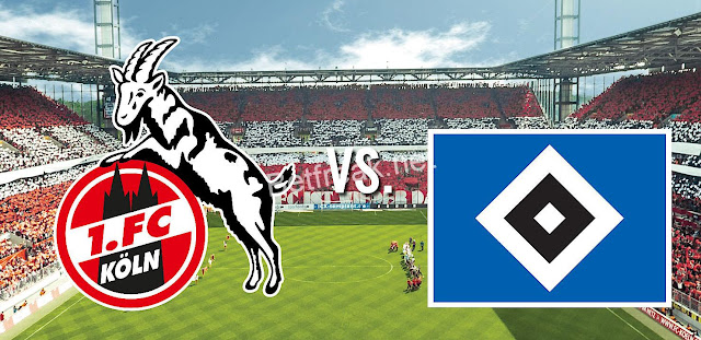 FC Koln vs Hamburger SV Full Match & Highlights 25 August 2017
