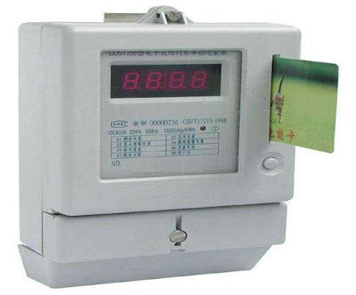 Prepaid Electric Meters in Three Years