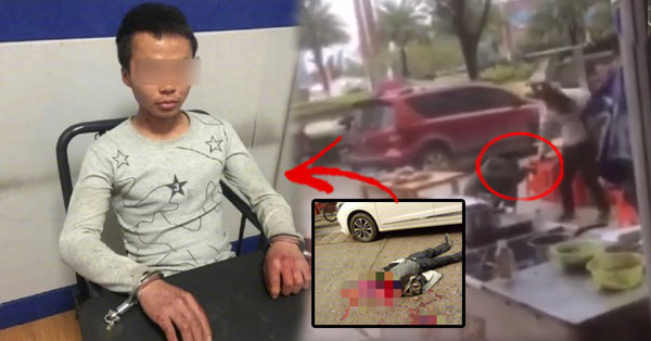 News today watch customer in china chops off head of for Watch magazine customer service