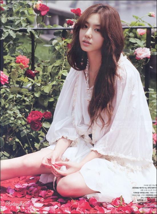 Ahn Ji Young - Various Fashion Photo Shoot