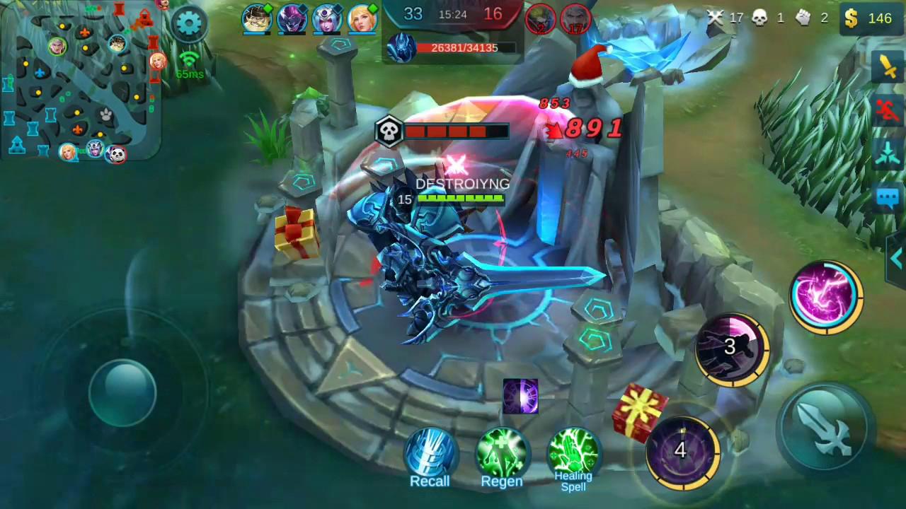 Apa Artis Istilah-Istilah Dalam Game Mobile Legend : Bang Bang