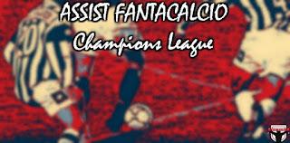 Assist Fantacalcio Champions League