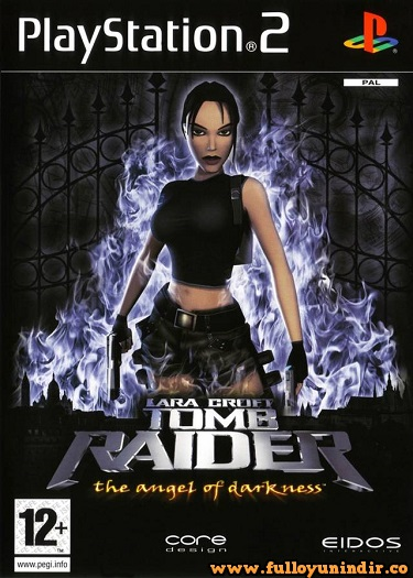 Lara Croft Tomb Raider The Angel of Darkness (PAL) Playstation 2 Tek Link
