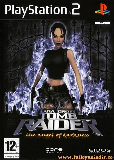Lara Croft Tomb Raider The Angel of Darkness (PAL) Playstation 2 Tek Link