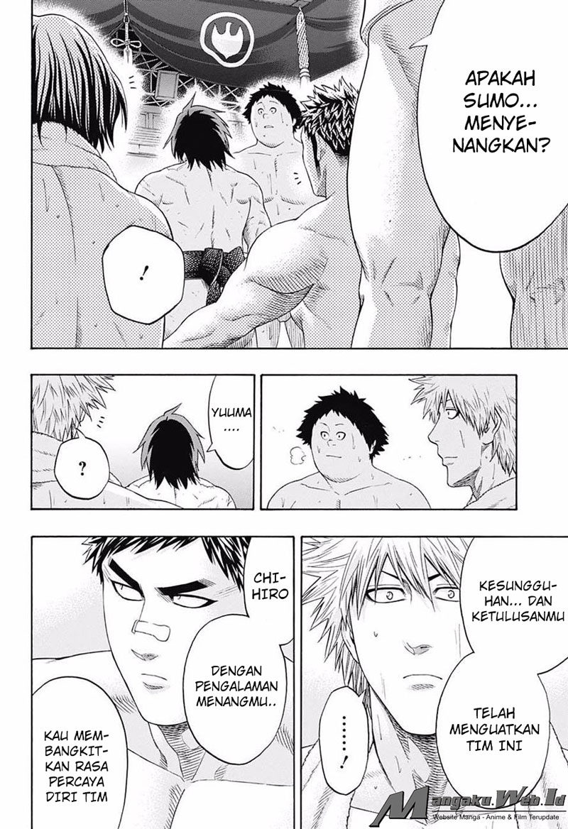 Hinomaru Zumou Chapter 145-6