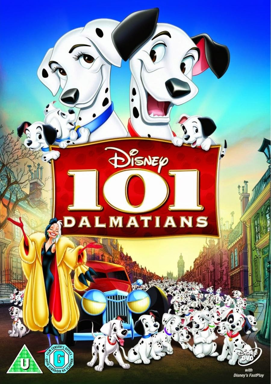 Watch 101 Dalmatians (1961) Online For Free Full Movie English Stream