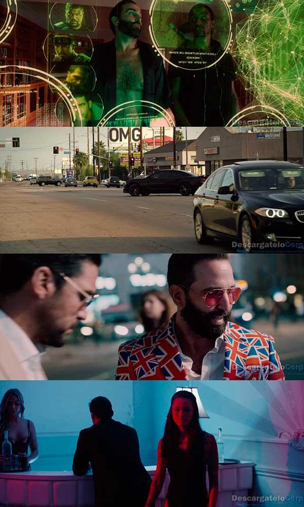 La Venganza de los Vigilantes HD 720p Español Latino