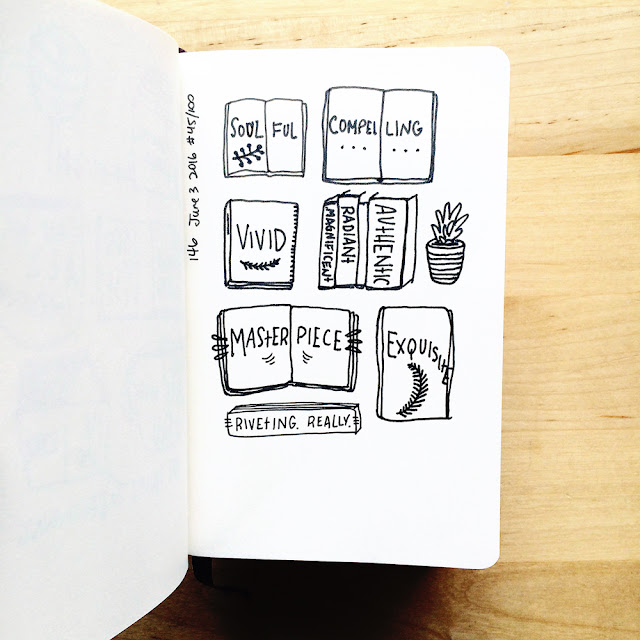 sketchbook conversations, sketchbooks, Moleskine, micron pen, inspiration, hand lettering, Anika Lacerte