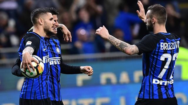 Cuplikan Gol Inter Milan 4-0 Cagliari | Liga Italia pekan ke 33