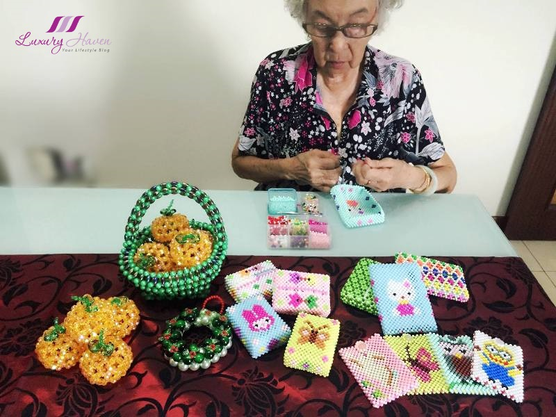luxury haven diy hello kitty handicrafts by grandma