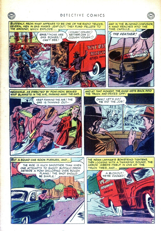 Read online Detective Comics (1937) comic -  Issue #169 - 42