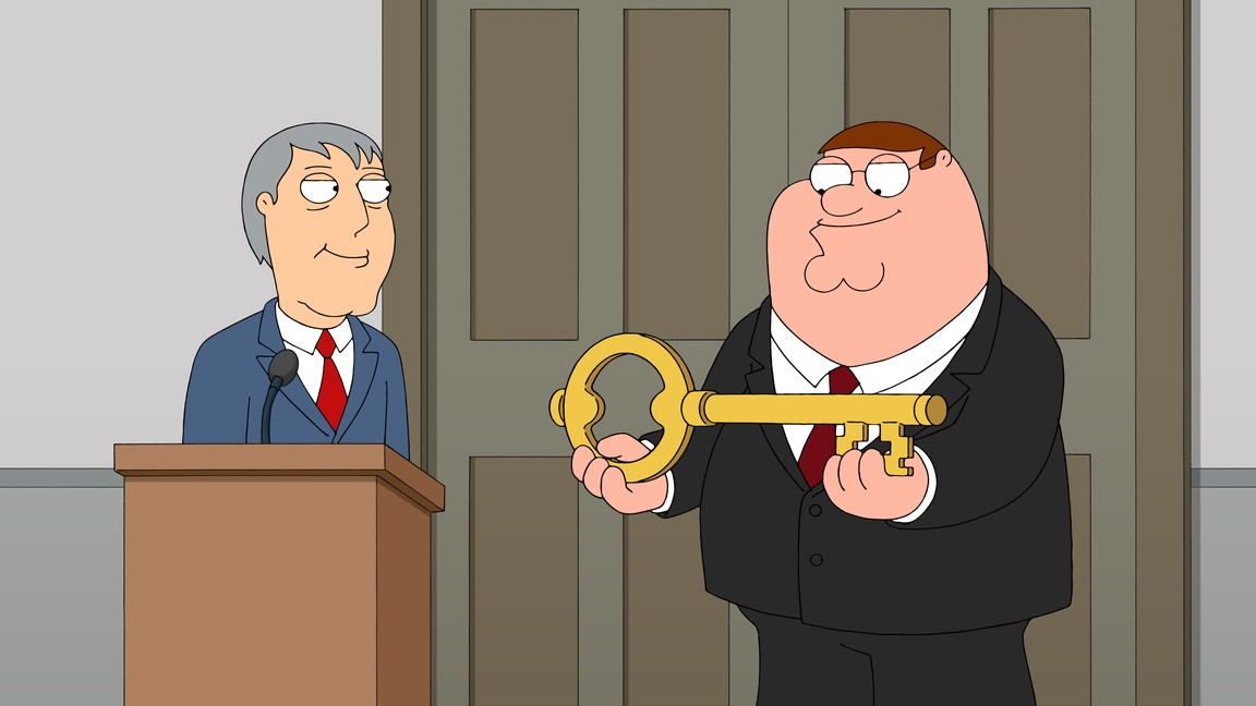 Family Guy - Season 13 Episode 14: #JOLO