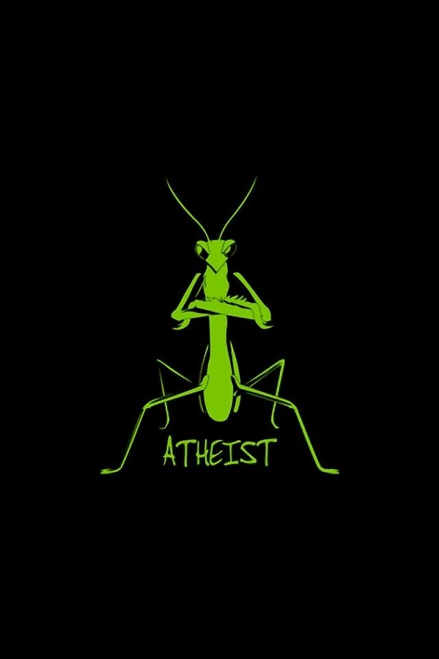 Atheist   Galaxy Note HD Wallpaper
