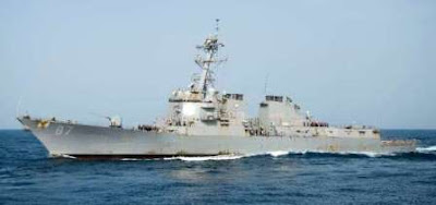 US general suspects Iran role in Huthi attacks on US ships