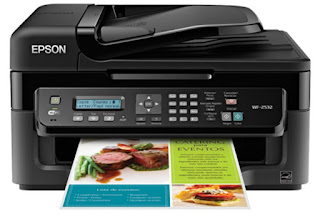 Epson WorkForce WF-2532 Drivers Download, Review