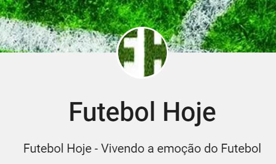 Futebol Hoje - Vivendo a emoção do futebol!