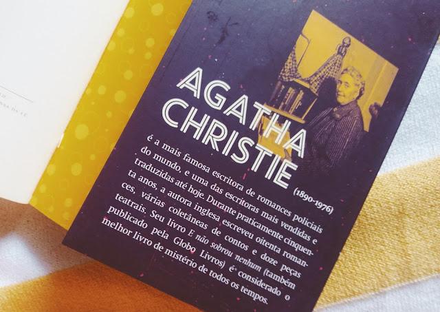 resenha literária Os Cinco Porquinhos, Agatha Christie