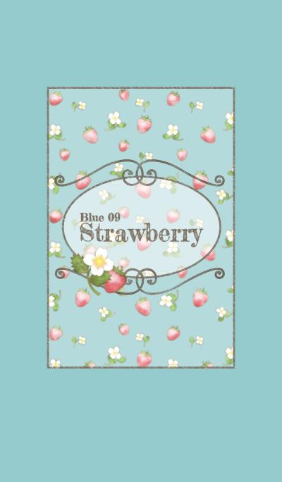 Strawberry/Blue 09