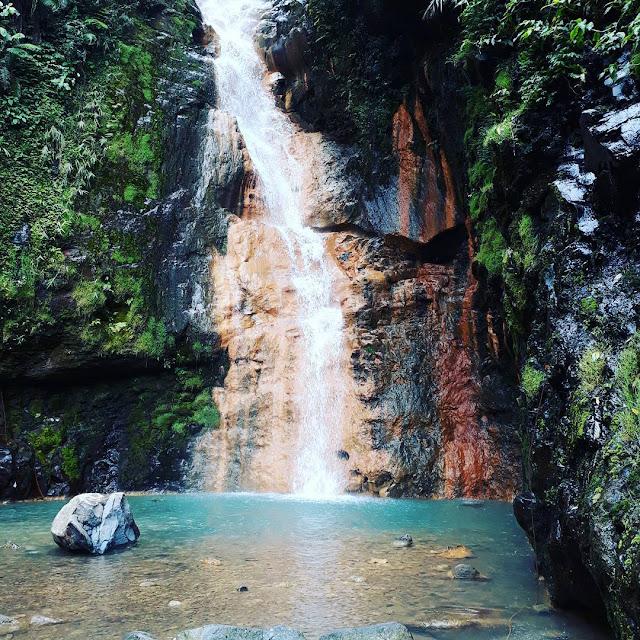Curug Cigamea - Tempat Wisata Air Terjun di Bogor