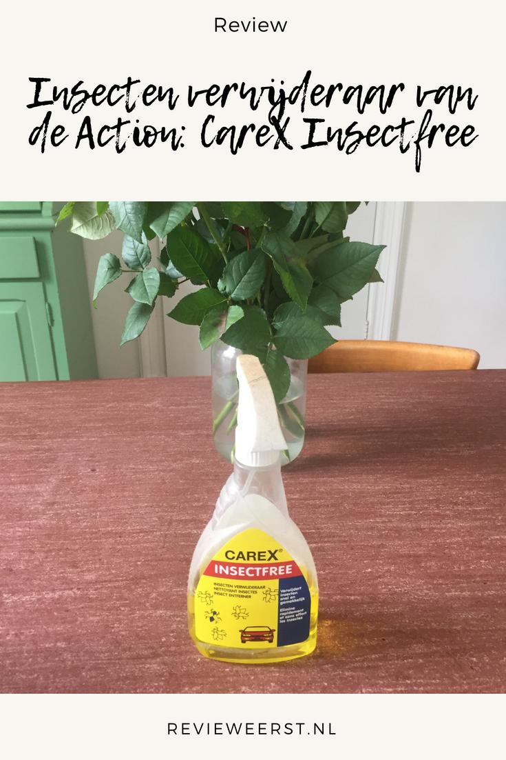 insecten verwijderaar van de Action: CareX insectfree
