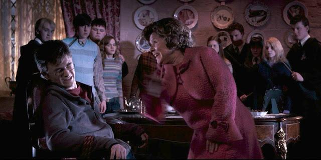 Долорес Ъмбридж в Хари Потър и орденът на феникса