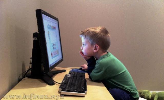 Keep Your Children's Safe Online! Infinez
