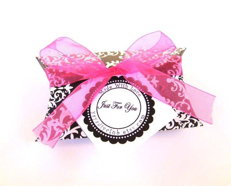 Wedding Gift Wrapping: YaYa DIY Club: Wedding Favors Gift Wrapping Ideas