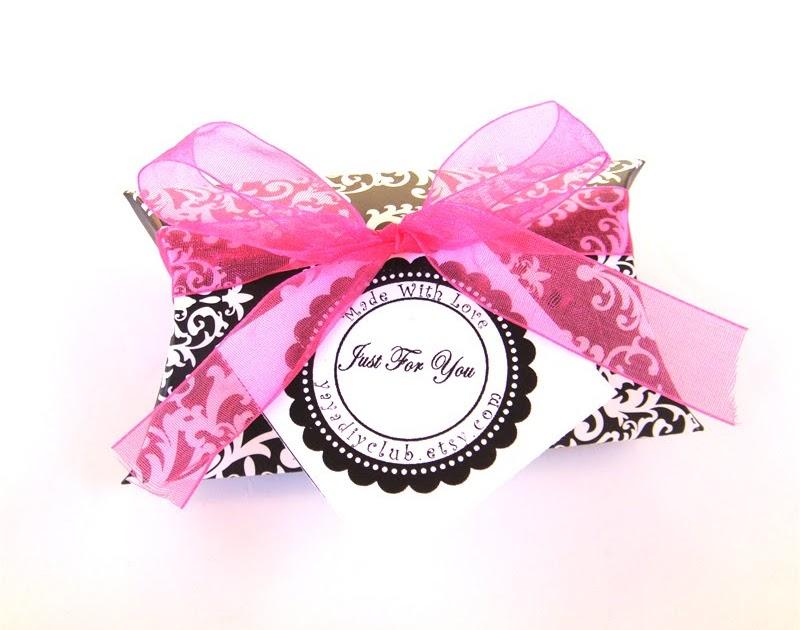Wedding Gift Wrapping Ideas: YaYa DIY Club: Wedding Favors Gift Wrapping Ideas