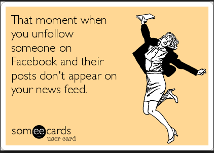 How Do You Unfollow Someone On Facebook