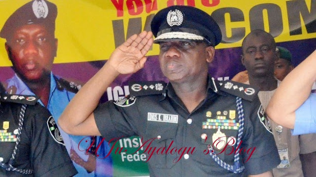 I don't think there is tension in Nigeria, says IGP