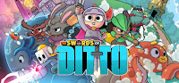 The Swords of Ditto Game Logo