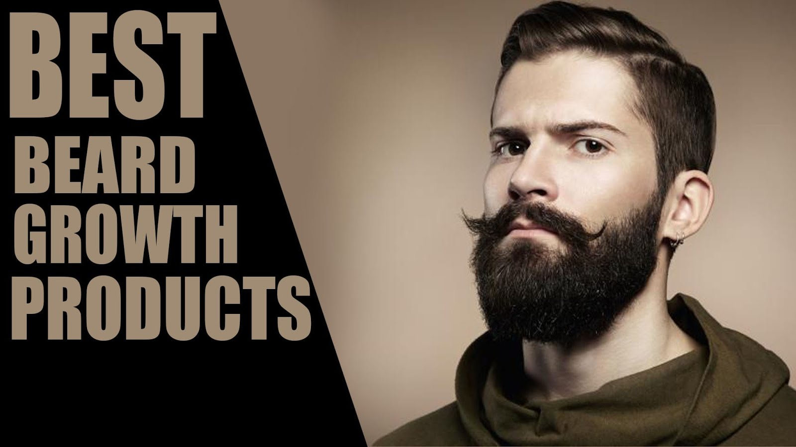 6 BEST BEARD GROWTH PRODUCTS TO GET IN 2018 - hair problems