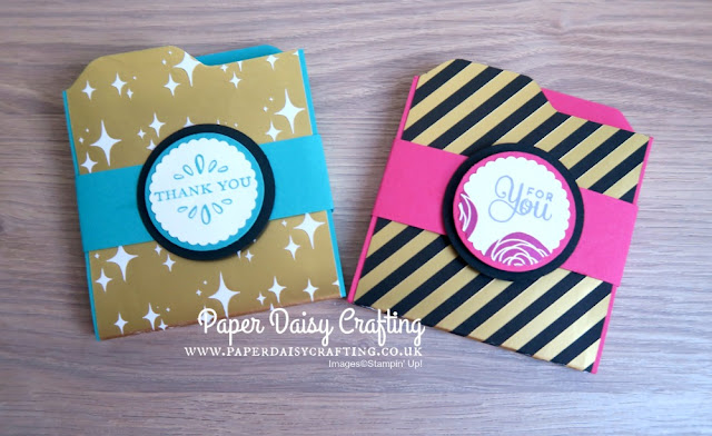 Broadway Bound DSP from Stampin Up